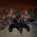 Field Producer Adam Barnes' Bear