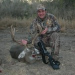 Zippy's Texas buck